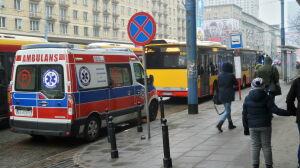 Awantura w autobusie. Pasażer uderzył kontrolera w twarz