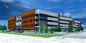 Przetarg na Szpital Południowy wygrało Astaldi z najdroższą ofertą
