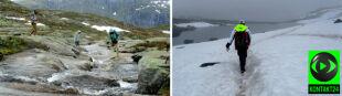 Zima w środku lata: zapraszamy do Norwegii