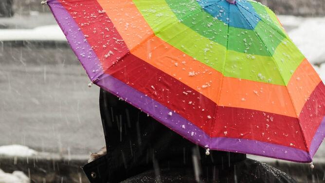 Pogoda na dziś: opady różnego typu, <br />od 5 do 9 stopni Celsjusza