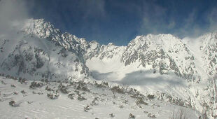 Ratownik TOPR o aktualnej sytuacji w Tatrach