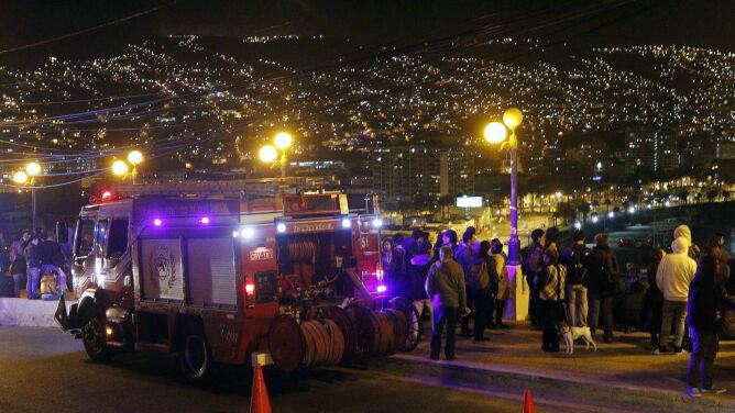 Polka mieszkająca w Chile: tak silnych wstrząsów nie było od dawna