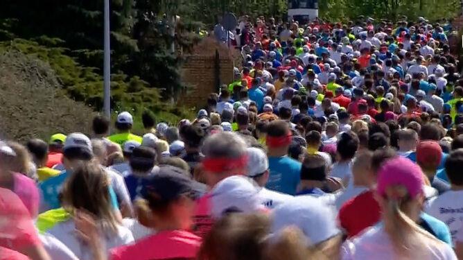 Kolejny Wings For Life World Run. <br />Zwycięzca o podejściu do sportu