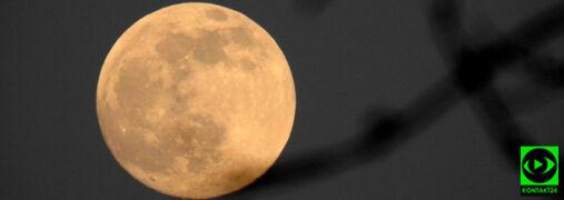 Księżyc tuż przed pełnią na Waszych zdjęciach