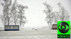 Prognoza pogody na dziś: śnieg przez cały dzień