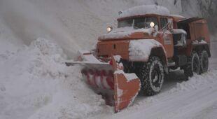 Bułgaria: trudne warunki na drogach po obfitych opadach śniegu